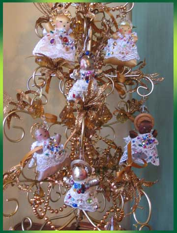 Knitting Pattern For Christmas Tree Angel : ANGEL CHRISTMAS CRAFT FREE PATTERN   FREE Knitting PATTERNS